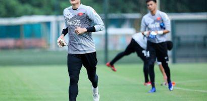 Thủ môn Văn Lâm lọt vào tầm ngắm của tân binh Thai League 1