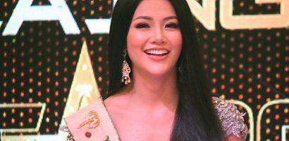 Miss Earth Phương Khánh: 'Tôi buồn khi bị chê bai'