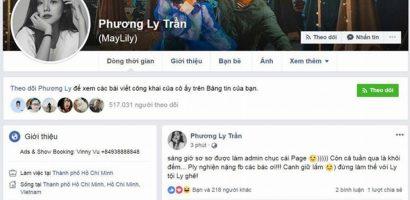 Hàng loạt sao Việt bị đánh sập trang, Facebook nói gì?