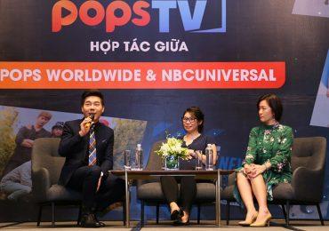 Pops TV sẽ phát sóng độc quyền show truyền hình quốc tế của NBCUniversal