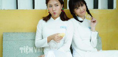 Ngọc Trinh – Diệu Nhi 'song kiếm hợp bích' trong phim 'Vu quy đại náo'