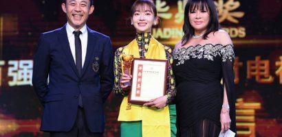 Ngô Cẩn Ngôn 'Diên Hy công lược' nhận giải Hoa Đỉnh gây tranh cãi