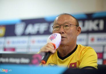 HLV Park Hang-seo: 'Tôi không tin người Malaysia chỉ muốn 1 điểm'