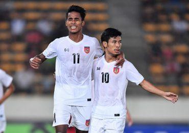 Myanmar – đối thủ không mấy dễ chịu của tuyển Việt Nam