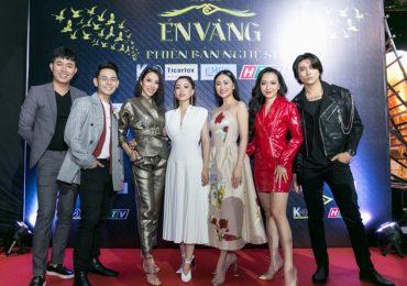 Tim, Băng Di và Sơn Ngọc Minh thử thách bản thân tại 'Én vàng nghệ sĩ 2018'
