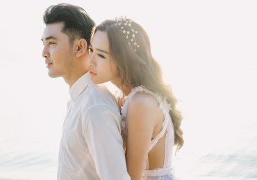 Ưng Hoàng Phúc và Kim Cương kể chuyện tình đẹp 6 năm bên bờ biển