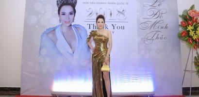 Hoa hậu Minh Thảo: 'Tôi sẵn sàng làm tầm soát ung thư miễn phí cho người nghèo'