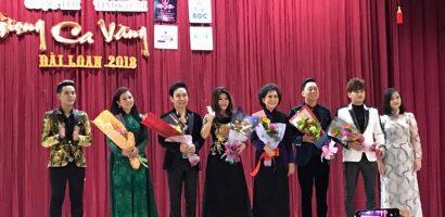 Đặng Vũ Tường Vy trở thành quán quân cuộc thi 'Tìm kiếm giọng ca vàng tại Đài Loan 2018'