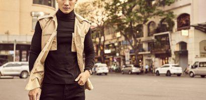 Lương Gia Huy ghi điểm tuyệt đối với gu thời trang lịch lãm 'chuẩn soái ca'