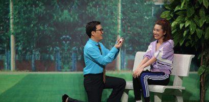Ơn giời 2018: Thúy Ngân làm bạn gái Trường Giang, xuất sắc giành cup chiến thắng