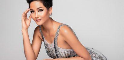 Ngắm nhan sắc xinh đẹp của hoa hậu H'Hen Niê trước thềm Miss Universe 2018