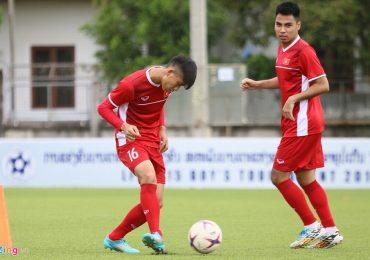 AFF Cup 2018: Văn Quyết chấn thương, Việt Nam trở lại sân tập ngay sau chiến thắng