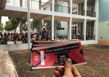 Giá vé AFF Cup 2018 được rao bán thay đổi liên tục trên mạng xã hội