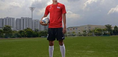 Sao trẻ Singapore gia nhập đội bóng ở Thai League 2 sau AFF Cup
