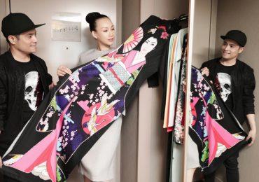 Hoa hậu Paris Vũ sang Nhật trình diễn áo dài Việt