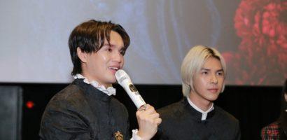 Nguyễn Trần Trung Quân bật khóc trong buổi ra mắt MV mới