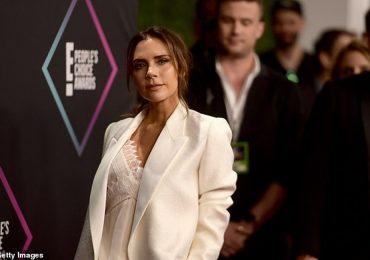 Peoples' Choice Awards 2018: Victoria Beckham được vinh danh là biểu tượng thời trang
