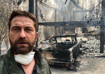 Biệt thự triệu USD của sao hóa tro tàn vì cháy rừng California