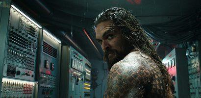 Hé lộ hậu trường của bom tấn 'Aquaman'