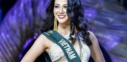 Nhan sắc thay đổi của Hoa hậu Trái đất 2018 Nguyễn Phương Khánh
