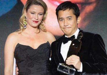 Lương Triều Vỹ nhận giải thưởng Chaplin 2018