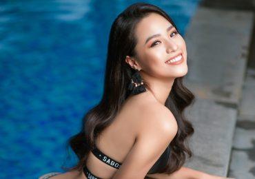 Nhan sắc 18 tuổi của 'Người đẹp biển' Nguyễn Hoàng Bảo Châu