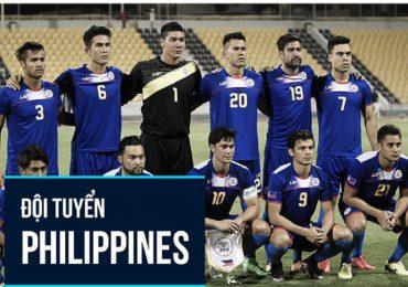 Philippines – đội bóng sở hữu những cái tên đẳng cấp thế giới