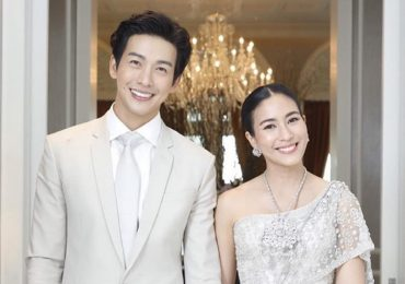 Lễ cưới xa hoa của cặp sao quyền lực nhất nhì showbiz Thái Lan