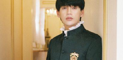 Nguyễn Trần Trung Quân lý giải phong cách thời trang quý tộc trong MV mới