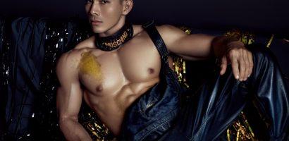 Chàng người mẫu Việt Nam đầu tiên xuất hiện trên Instagram của Moschino là ai?