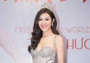 Hoa hậu Thiên Hương: 'Kiến thức là sức mạnh, đẹp vẫn chưa đủ'