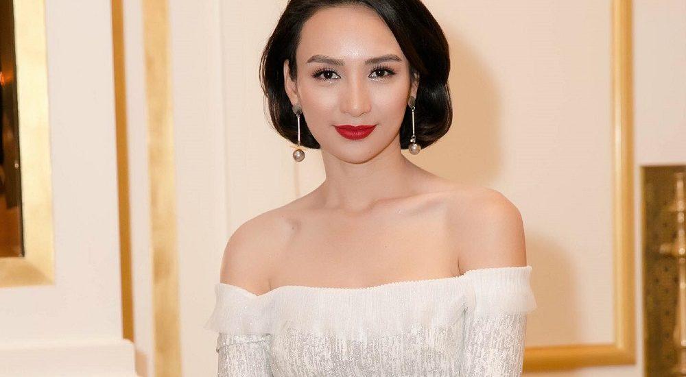 Hoa hậu Ngọc Diễm kêu gọi chạy bộ vì trẻ em bệnh tim