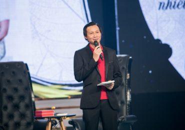 Đạo diễn – NSƯT Vũ Thành Vinh xúc động khi kể lại hành trình cận tử