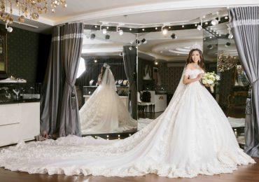 NTK Lê Long Dũng thiết kế lễ phục Hoàng gia cho Hoa hậu Đại dương Đặng Thu Thảo