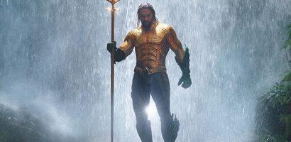 'Siêu anh hùng' phải… nhịn tiểu tiện khi đóng 'Aquaman'