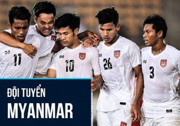 Myanmar – kẻ thách thức ngôi đầu bảng của tuyển Việt Nam