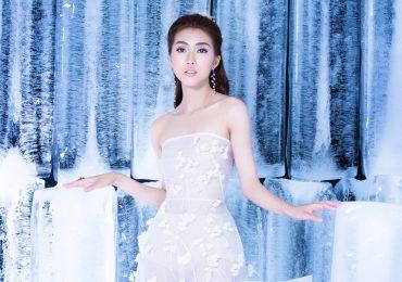Tường Linh: 'Đi thi Hoa hậu không chỉ để học hỏi, mà còn để chiến thắng'