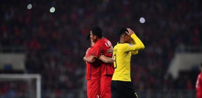 Cầu thủ Malaysia: Không thể lấy bàn thắng việt vị để bào chữa thất bại