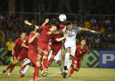 Cầu thủ Philippines tuyên bố tái hiện chiến thắng trước Việt Nam