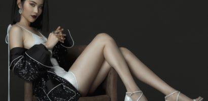 Nam Anh khoe vẻ đẹp 'không góc chết' trong bộ ảnh mới
