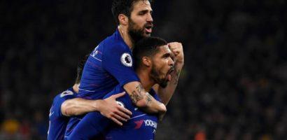 Chelsea bị Man City bỏ xa sau trận thua ngược tân binh