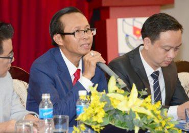 Ứng viên vị trí phó chủ tịch VFF 'hiến kế' giảm tiêu cực nạn 'vé chợ đen'