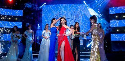 Người đẹp Trần Tuyết Nhung đăng quang 'Nữ hoàng thời trang 2018'