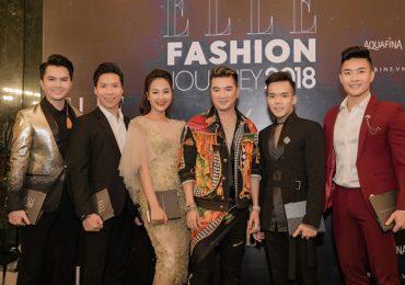 Mỹ Tâm, Đàm Vĩnh Hưng, Thu Phương hội ngộ tại 'Elle Fashion Show 2018'