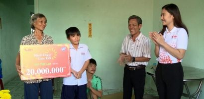 'Mảnh ghép cuộc đời': Chương trình nhân đạo nối dài những cuộc sống chính thức lên sóng