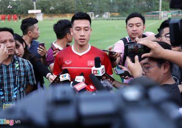 Huy Hùng mong tuyển Việt Nam không quên ác mộng Mỹ Đình 2014