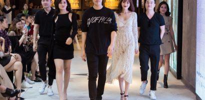 'Gái già lắm chiêu 2': Lần đầu tiên phim Việt tổ chức show thời trang diễn đồ trong phim