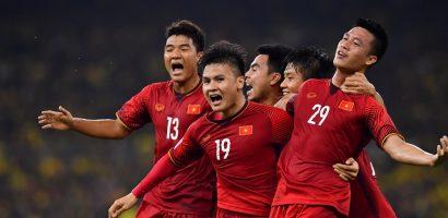 Việt Nam vs Malaysia: Vòng nguyệt quế dành cho thế hệ vàng