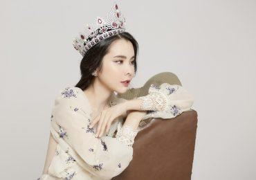 Hoa hậu Huỳnh Vy: 'Đã đến lúc nhan sắc Việt lên tiếng và khẳng định mình'