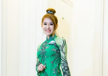 Người đẹp Đinh Bội Lam đăng quang Á hậu 1 Miss Vietnam Universe Pageant 2018
